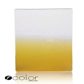 P-Colour Graduated Yellow Square Filter Set (Similar to Cokin P-series Filter)